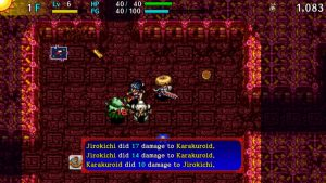 Shiren the Wanderer: The Tower of Fortune and the Dice of Fate Heads West 2020 for PC and Switch