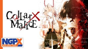 Collar X Malice Comes to Switch This Fall, Demo Trailer