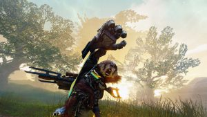 Biomutant Gameplay Footage and Developer Interview