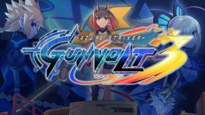 Azure Striker Gunvolt 3 Announced for Nintendo Switch, in Development