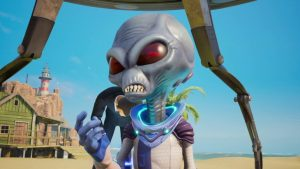 Destroy All Humans! Welcome to Santa Modesta Trailer