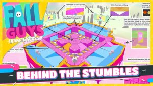 Fall Guys: Behind the Stumbles Episode 4 – Stumble Grounds
