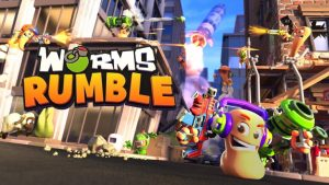Worms Rumble Announced for PC, PlayStation 4, PlayStation 5; Launches Late 2020