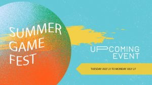 Summer Games Fest Demo Event Announced for Xbox One, Runs July 21 to July 27