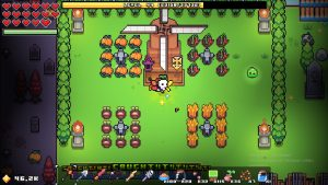 Free Forager: Evolved Update Now Live on PC