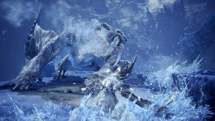 Monster Hunter World Iceborne Fourth Update Launches July 9th