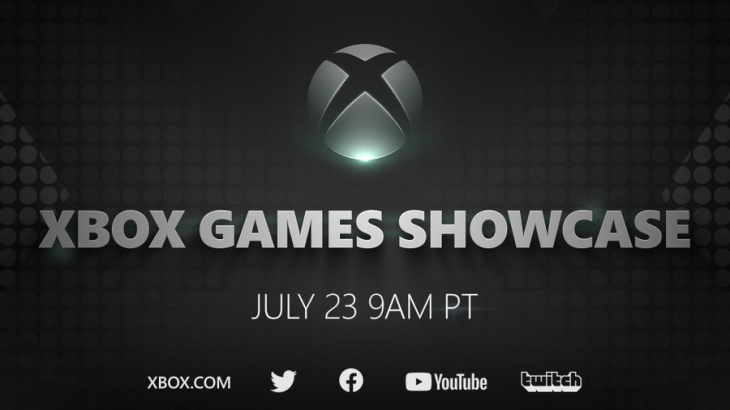 Xbox Games Showcase July