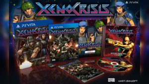 Xeno Crisis Limited Edition Heads to PlayStation Vita, Pre-Orders Begin July 9