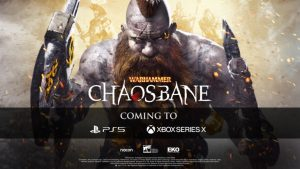 Warhammer: ChaosbaneHeads to PlayStation 5 and Xbox Series X