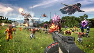 Serious Sam 4: Planet Badass Gameplay Trailer