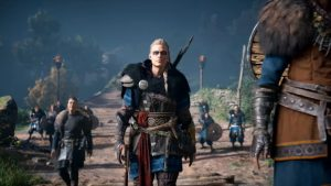 Assassin's Creed Valhalla Ubisoft Forward Gameplay Trailer, Launches November 17