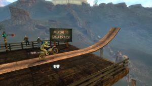 Gigatrack Returns to Trials Evolution for Free, July 16