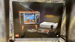 Lego NES Set Leaks, May Launch August 1