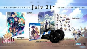 Fault – milestone one Gets Physical Release on Nintendo Switch and PlayStation 4 July 21
