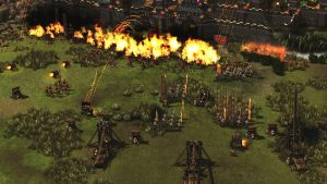 Stronghold: Warlords 40 Minutes of Campaign Gameplay