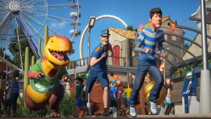 Planet Coaster: Console Edition Gameplay Trailer Released