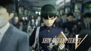 Shin Megami Tensei V Launches 2021 Worldwide for Switch, New Trailer