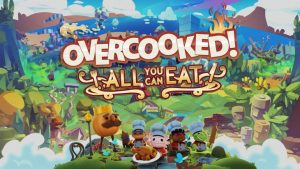Overcooked! All You Can Eat Announced for PlayStation 5 and Xbox Series X