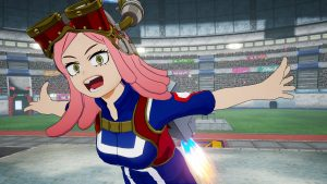 Mei Hatsume Joins My Hero One's Justice 2 as DLC Character, Summer 2020