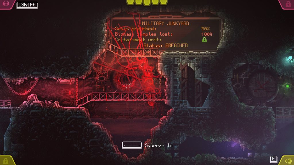 Carrion Review Niche Gamer