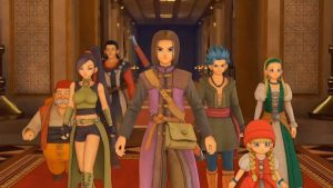 Dragon Quest XI S: Echoes of an Elusive Age – Definitive Edition Heads to PC, PS4, and Xbox One December 4
