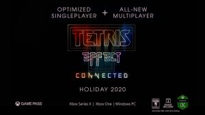 Tetris Effect: Connected Announced for PC, Xbox One, and Xbox Series X; Launches Holiday 2020