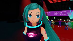 Space Channel 5 VR: Kinda Funky News Flash Hatsune Miku DLC Trailer, Launches July 2020