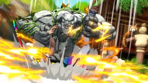 Fantasy Strike Goes Free-to-Play, Adds Two New Characters