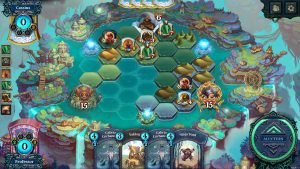Faeria Launches August 13 For Switch and Xbox One