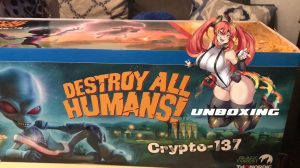 What's in the Box?! – Destroy All Humans! Crypto 137 Edition Unboxing