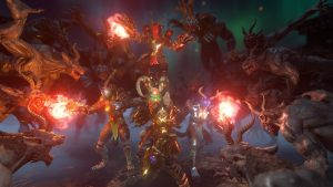 Almighty: Kill Your Gods Thunderhead Guardians Gameplay Trailer