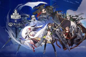 World of Warships and Azur Lane Crossover Returns