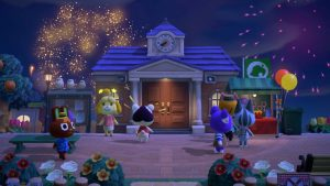 Animal Crossing: New Horizons Free Summer Update Wave 2 Adds Fireworks Shows, Dreaming, and Island Backups July 30