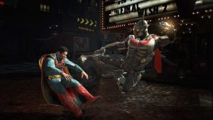 New Injustice Project Teased by Comics Writer
