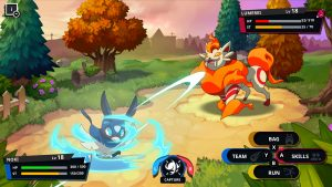 Nexomon: Extinction Launches August 28 for PC, PlayStation 4, Switch, and Xbox One
