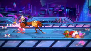 Battletoads Launches August 20 on PC and Xbox One