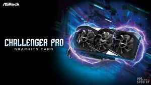 ASRock Launches New Radeon RX 5700 XT Challenger Pro 8G OC