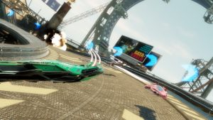 Pacer Launches September 17 for PC, PS4, and Xbox One