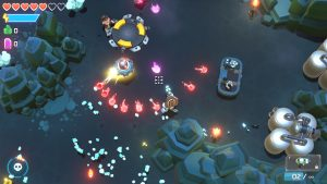 Top-Down Shooter TombStar Announced For PC and Consoles