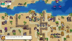 Wargroove: Double Trouble DLC Now Available on PS4, Cross-Play With All Platforms