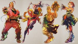 Dan Hibiki, Rose, Oro, and Akira Kazama Coming to Street Fighter V: Champion Edition as Season 5 DLC