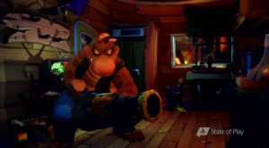 Dingodile Playable in Crash Bandicoot 4: It's About Time