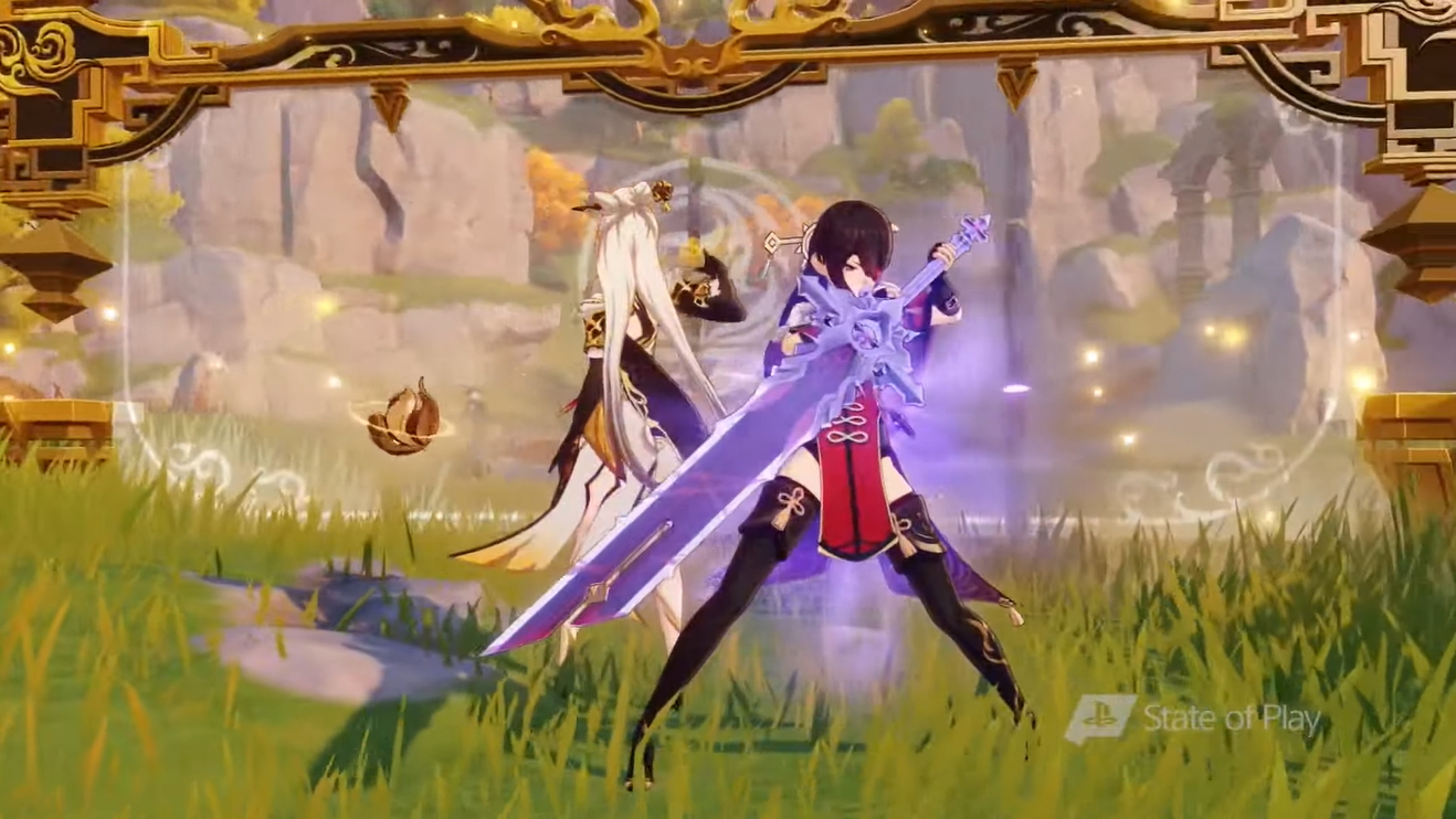 Genshin Impact State Of Play Trailer Launches Fall 2020 Niche Gamer