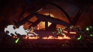 Aeon Must Die! Launches 2021 for PC, PS4, Switch, and Xbox One