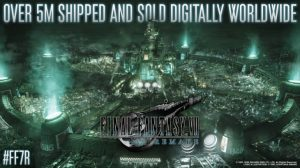 Final Fantasy VII Remake Sells Over 5 Million Copies Worldwide