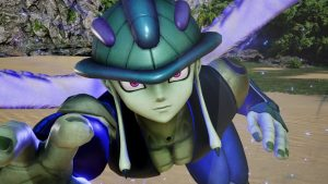 Jump Force Meruem DLC Screenshots