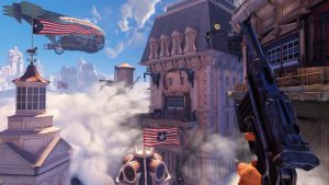 Cloud Chamber Job Listings Reveal Next BioShock in Development and Details; Fantastical World, Experimental Combat, and Emergent Design