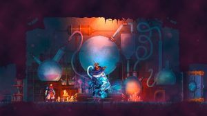 Dead Cells: Barrels o' Fun Free Update Now Available