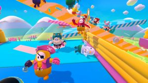 Fall Guys: Ultimate Knockout Gets New Jump Showdown Level