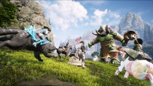 Bless Unleashed Heads to PlayStation 4, Closed Beta August 20